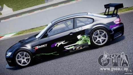 BMW M3 GT2 Drift Style pour GTA 4 est un côté
