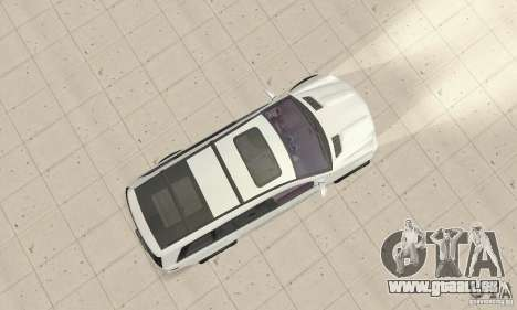 Mercedes-Benz GL450 pour GTA San Andreas vue de droite