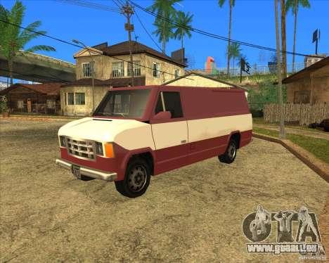 Transporter 1987 - GTA San Andreas Stories für GTA San Andreas