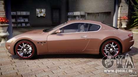 Maserati GranTurismo v1.0 für GTA 4 linke Ansicht