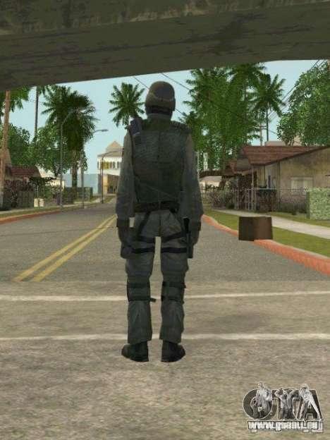 Counter-terrorist für GTA San Andreas