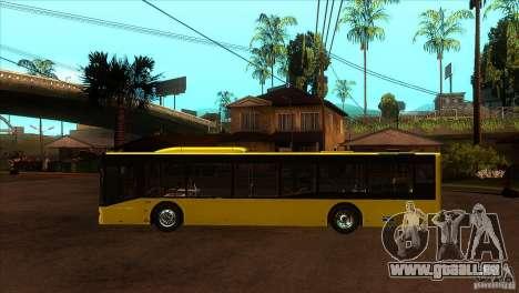Design X3 für GTA San Andreas linke Ansicht