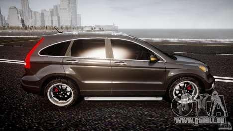 Honda C-RV SeX_BomB 2007 pour GTA 4 est un côté