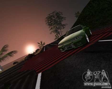 Nissan Skyline R32 GTS-t Veilside pour GTA 4 est un côté