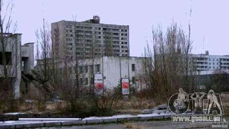 Écrans de chargement Chernobyl pour GTA San Andreas dixième écran