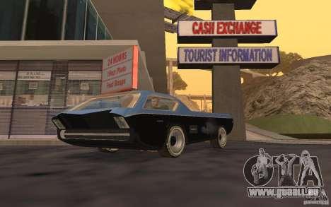 Dodge Deora Concept 1965-1967 pour GTA San Andreas