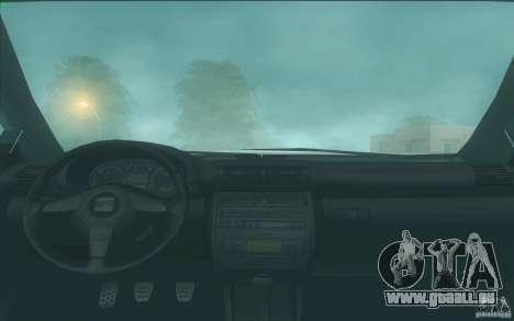 Seat Toledo 1.9 1999 für GTA San Andreas Seitenansicht