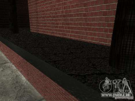 Nouvel hôpital de textures pour GTA San Andreas quatrième écran