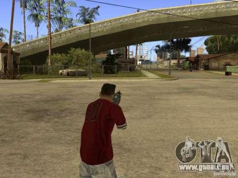 M4 Arma für GTA San Andreas her Screenshot
