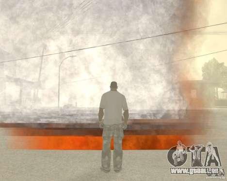 Tornado für GTA San Andreas zweiten Screenshot
