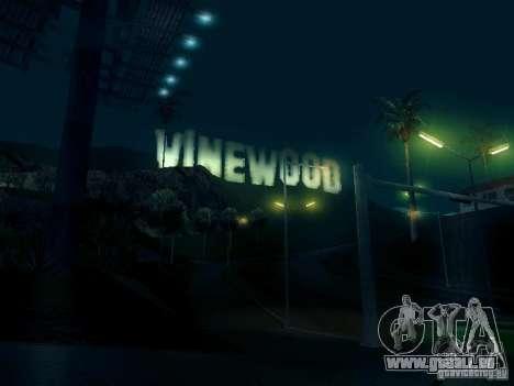 ENBSeries v1 für GTA San Andreas achten Screenshot