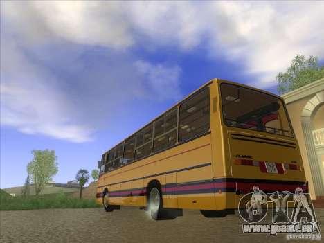 Ikarus 260 32P pour GTA San Andreas vue de droite