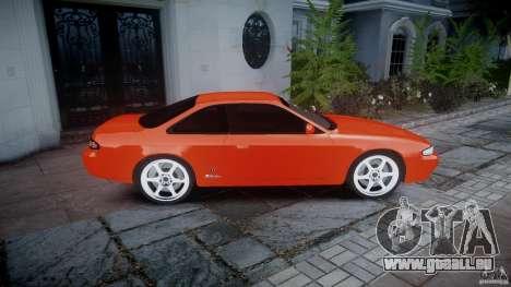 Nissan Silvia Ks 14 1994 v1.0 für GTA 4 linke Ansicht