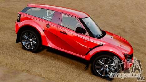Bowler EXR S 2012 für GTA 4 linke Ansicht