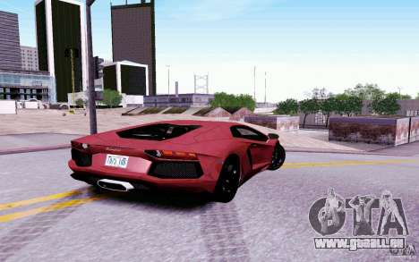 New Graphic by musha v4.0 pour GTA San Andreas sixième écran