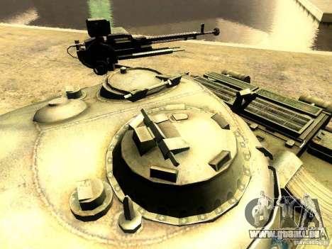 Type 59 V2 für GTA San Andreas Seitenansicht