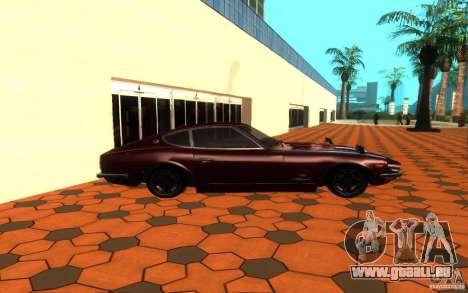 Nissan Fairlady Z 432 pour GTA San Andreas laissé vue