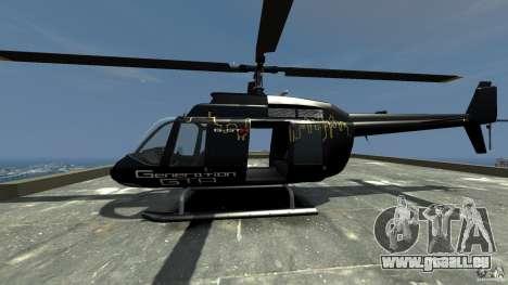 Helicopter Generation-GTA pour GTA 4 est une gauche
