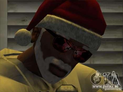 Nouvelles lunettes pour CJ pour GTA San Andreas