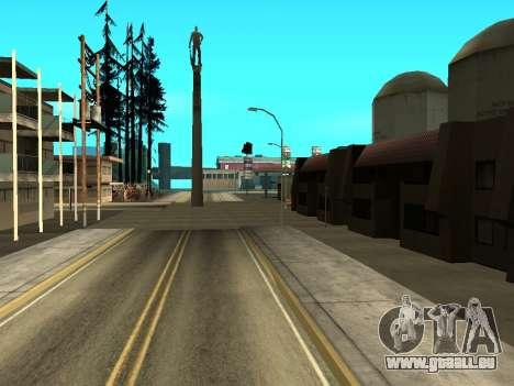 La Villa De La Noche v 1.0 pour GTA San Andreas troisième écran