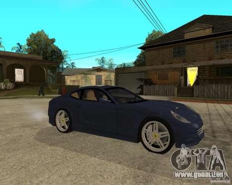 Ferrari 612 Kappa pour GTA San Andreas vue de droite