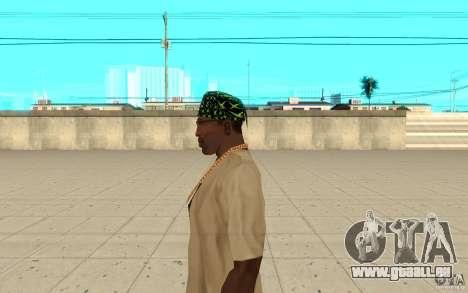 Bandana xbox pour GTA San Andreas deuxième écran