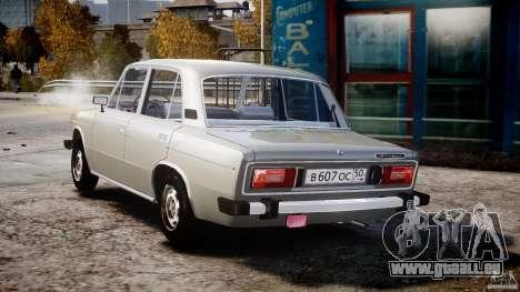 Vaz-21065 1993-2002 v1.0 pour GTA 4 Vue arrière de la gauche