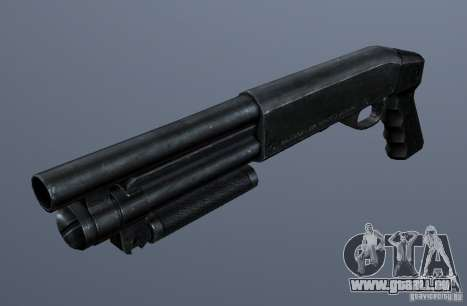 Serbu Super Shorty für GTA San Andreas zweiten Screenshot