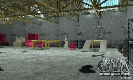 GTA SA Enterable Buildings Mod für GTA San Andreas zweiten Screenshot