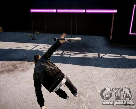 Niko - Hooligan für GTA 4 siebten Screenshot