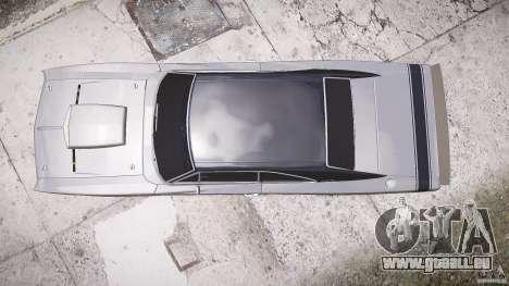 Ride basse de Dodge Charger RT 1969 tun v1.1 pour GTA 4 est un droit