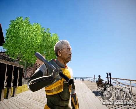 Morgan Freeman pour GTA 4 quatrième écran