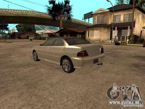 Chavos von Gta 4 für GTA San Andreas linke Ansicht
