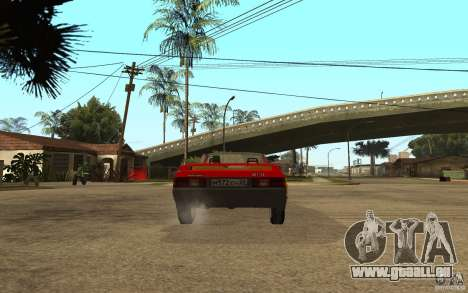 Moskvich 2141 Cabriolet für GTA San Andreas rechten Ansicht