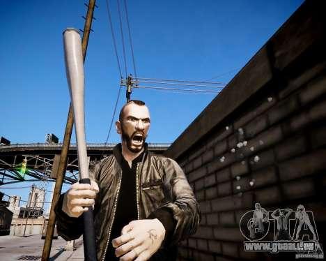 Niko - Hooligan pour GTA 4 sixième écran
