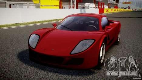 Farboud GTS 2007 pour GTA 4