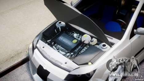 Opel Astra 1.9 TDI 2007 für GTA 4 Rückansicht