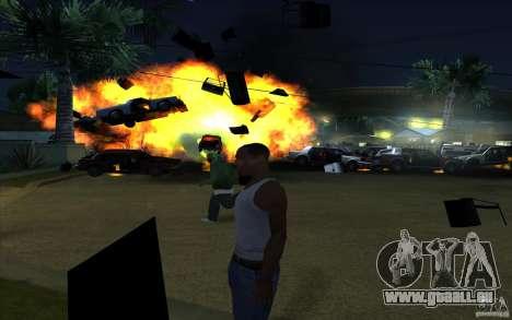 Dessin pour GTA San Andreas troisième écran