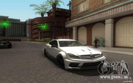 ENB Series by muSHa v1.0 für GTA San Andreas dritten Screenshot
