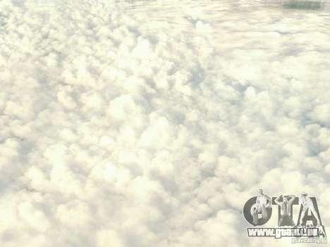 HD-Wolke für GTA San Andreas