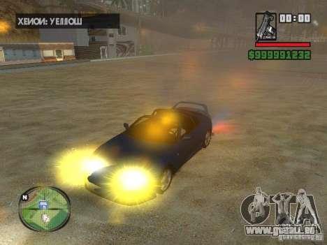 Xenon v3.0 für GTA San Andreas her Screenshot