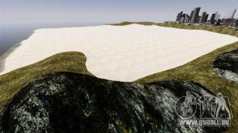 Plaines de sel pour GTA 4 cinquième écran