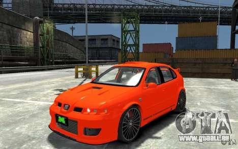 Seat Leon Cupra R für GTA 4