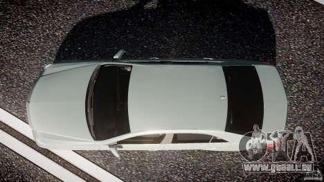 Mercedes-Benz E63 2010 AMG v.1.0 für GTA 4 rechte Ansicht