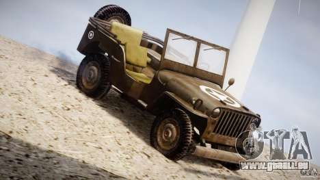 Jeep Willys [Final] pour GTA 4