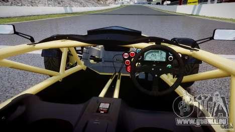 Ariel Atom 3 V8 2012 pour GTA 4 est un droit