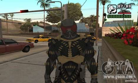 Crysis skin pour GTA San Andreas