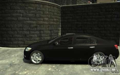 Lexus GS450 2006 für GTA 4 linke Ansicht