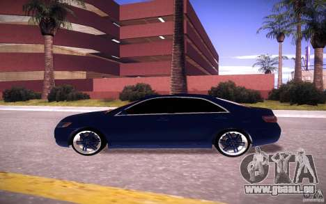 Toyota Camry Light Tunning pour GTA San Andreas laissé vue