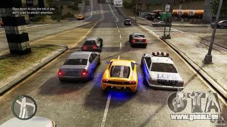 Traffic Load [Final] für GTA 4